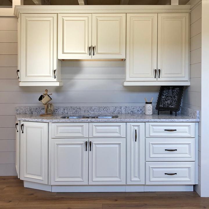 Nantucket Linen Kitchen Cabinets Builders Surplus