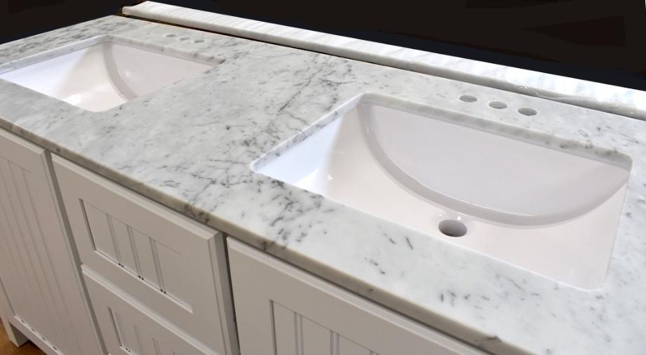 Marble Bathroom Vanity Tops Builders Surplus