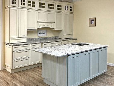 Lexington Kitchen Cabinet Display $9,700