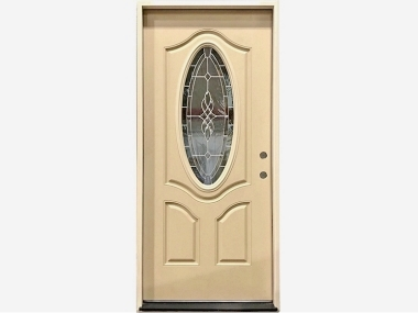 Fontana Oval Fiberglass Door