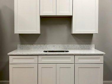White Tuscany Kitchen Cabinets
