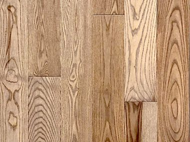 4 1/4 Ash Wirebrush Hardwood Flooring