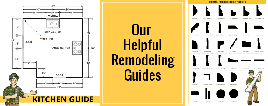 Our Helpful Remodeling Guides
