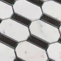 AS5101 Hex White Marble