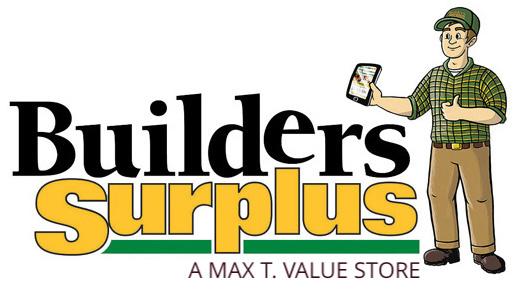 Builders Surplus logo