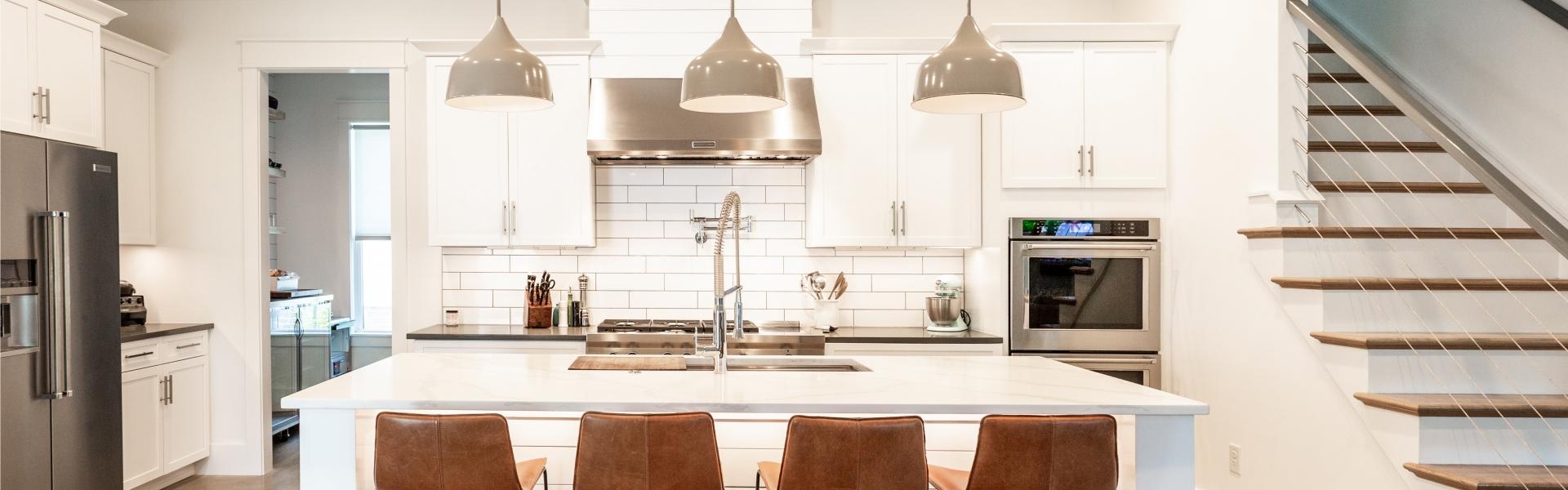 Savannah kitchen by Marsh Cabinets