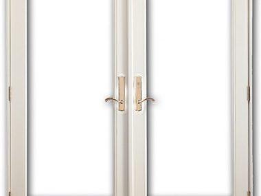 Double Hinged Patio Door