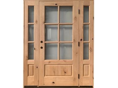 Alder 6 Lite Marginal Door $1,895