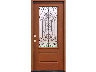Essex Decorative Single Door $529