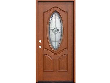 Independence Decorative Oval Glass Door $599