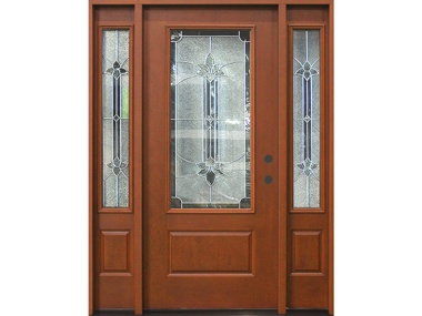 Independence Decorative Glass Door $1,429