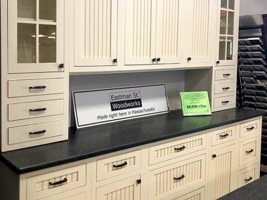 Warwick Cabinet Display $8,500