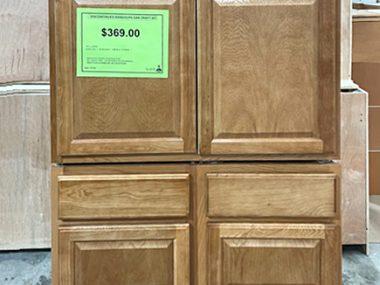 Randolph Oak Craft Set $369