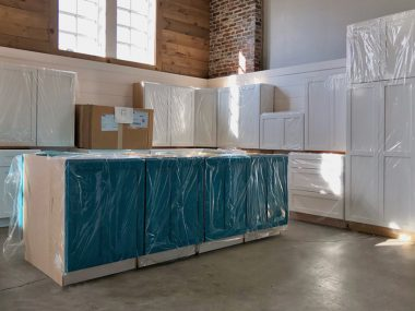 White Shaker Kitchen Combo $7,500
